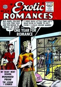 Cover Thumbnail for Exotic Romances (Quality Comics, 1955 series) #29