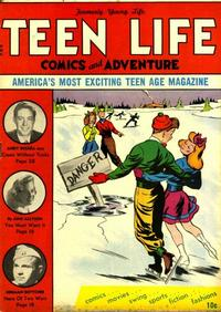 Cover Thumbnail for Teen Life Comics and Adventure (New Age Publishers, Inc., 1945 series) #3