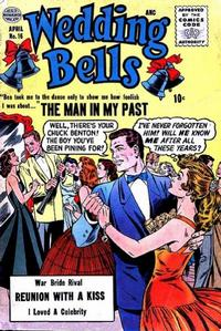 Cover Thumbnail for Wedding Bells (Quality Comics, 1954 series) #16