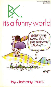 Cover Thumbnail for B.C. It's a Funny World (Gold Medal Books, 1974 series) #T3157