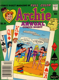 Cover Thumbnail for Archie Annual Digest (Archie, 1975 series) #39