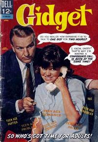 Cover Thumbnail for Gidget (Dell, 1966 series) #1