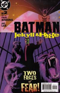 Cover Thumbnail for Batman: Jekyll & Hyde (DC, 2005 series) #2
