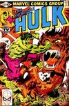 Cover Thumbnail for The Incredible Hulk (1968 series) #247 [direct edition]