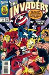 Cover for The Invaders (Marvel, 1993 series) #4