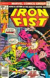 Cover for Iron Fist (Marvel, 1975 series) #7
