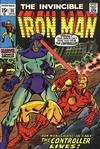 Cover for Iron Man (Marvel, 1968 series) #28