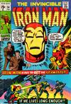 Cover for Iron Man (Marvel, 1968 series) #34