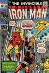 Cover for Iron Man (Marvel, 1968 series) #35