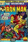 Cover for Iron Man (Marvel, 1968 series) #72