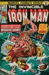 Cover for Iron Man (Marvel, 1968 series) #84 [Regular Edition]