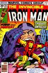 Cover for Iron Man (Marvel, 1968 series) #90 [Regular Edition]