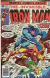 Cover for Iron Man (Marvel, 1968 series) #91