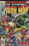 Cover for Iron Man (1968 series) #97