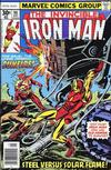 Cover for Iron Man (Marvel, 1968 series) #98 [Regular Edition]