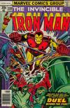 Cover for Iron Man (1968 series) #110