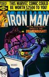 Cover Thumbnail for Iron Man (1968 series) #138 [Direct Edition]