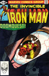 Cover for Iron Man (Marvel, 1968 series) #149 [direct edition]