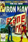 Cover for Iron Man (Marvel, 1968 series) #173 [Direct]