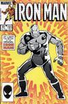 Cover Thumbnail for Iron Man (1968 series) #191 [Direct Edition]