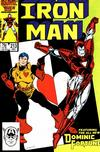 Cover Thumbnail for Iron Man (1968 series) #213 [Direct]