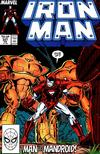 Cover Thumbnail for Iron Man (1968 series) #227 [Direct Edition]