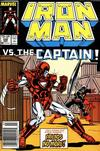 Cover Thumbnail for Iron Man (1968 series) #228 [Newsstand]
