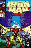 Cover Thumbnail for Iron Man (1968 series) #273 [Direct Edition]
