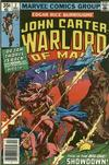 Cover for John Carter Warlord of Mars (Marvel, 1977 series) #7