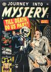 Cover for Journey Into Mystery (1952 series) #6