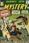 Cover for Journey into Mystery (Marvel, 1952 series) #95
