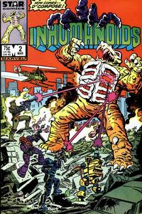 Cover Thumbnail for The Inhumanoids (Marvel, 1987 series) #2