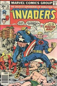 Cover for The Invaders (1975 series) #16