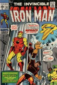 Cover Thumbnail for Iron Man (Marvel, 1968 series) #35