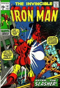 Cover Thumbnail for Iron Man (Marvel, 1968 series) #41