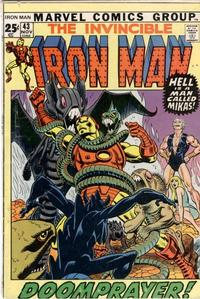 Cover Thumbnail for Iron Man (Marvel, 1968 series) #43