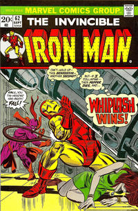 Cover Thumbnail for Iron Man (Marvel, 1968 series) #62