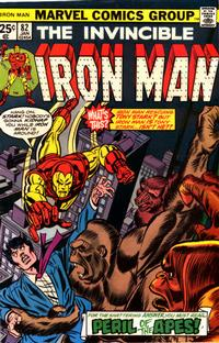 Cover Thumbnail for Iron Man (Marvel, 1968 series) #82 [Regular Edition]