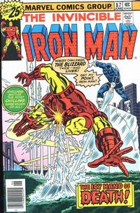 Cover Thumbnail for Iron Man (Marvel, 1968 series) #87 [25c Variant]