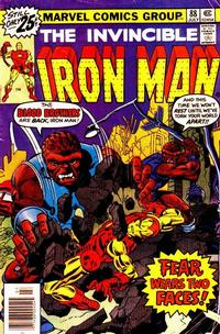 Cover Thumbnail for Iron Man (Marvel, 1968 series) #88 [25c Variant]
