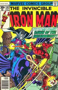 Cover for Iron Man (1968 series) #102