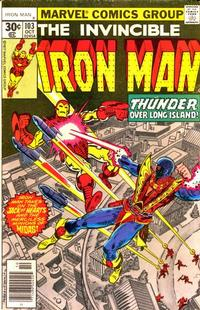 Cover for Iron Man (1968 series) #103 [35 cent cover price variant]