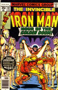 Cover Thumbnail for Iron Man (Marvel, 1968 series) #107 [Regular Edition]