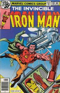 Cover Thumbnail for Iron Man (Marvel, 1968 series) #118 [Regular Edition]