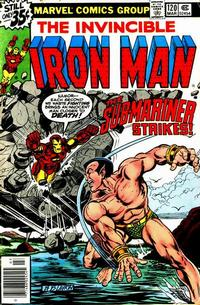 Cover Thumbnail for Iron Man (Marvel, 1968 series) #120