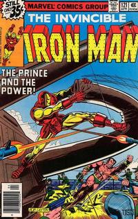 Cover for Iron Man (1968 series) #121