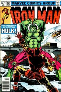 Cover Thumbnail for Iron Man (Marvel, 1968 series) #131 [Regular Edition]