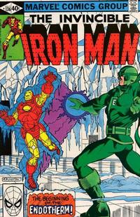 Cover for Iron Man (1968 series) #136