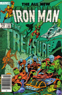 Cover Thumbnail for Iron Man (Marvel, 1968 series) #175