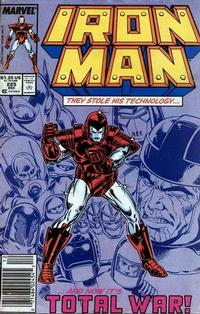 Cover Thumbnail for Iron Man (Marvel, 1968 series) #225